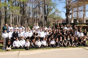 2013 Dozier Elementary 5th Grade Band